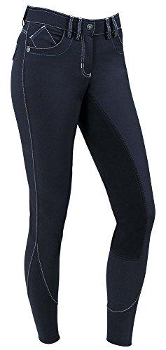 Techno Pantaloni Scuro Donna Covalliero Equitazione Kerbl Da Blu qBHwdTqXW