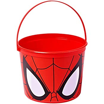 Spider-Man Favor Container, Party Supplies