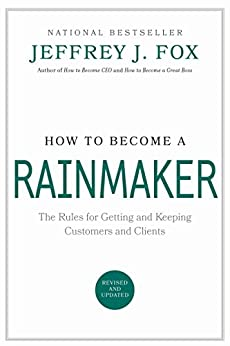 How Become Rainmaker Getting Customers ebook product image