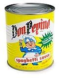 Don Pepino, Tomato Sauce, Spaghetti, Size - 28 OZ, Pack of 3