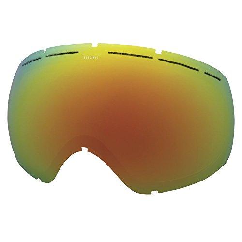 Electric Visual EG2 Brose/Red Chrome Snow Goggle Lens (Goggles Snow Eg2)