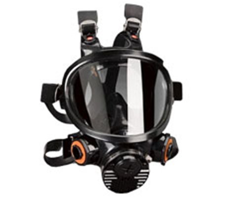 7000 Series Full Facepiece Respirator Size: Small by 3M
