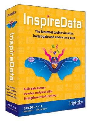 Inspiration Inspiredata Grades 4-12 Software