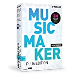 Software : MAGIX Music Maker - 2020 Plus Edition - Produce, Record and Mix Music