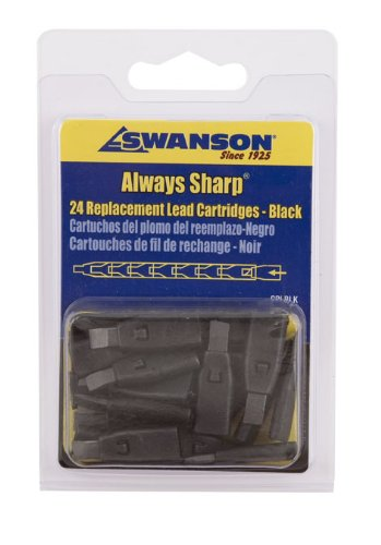 Swanson CPLBLK Replacement Cartridges AlwaysSharp