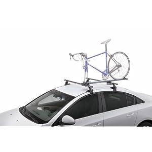 SportRack SR4622 Wheel Off Roof Bike Carrier, Black