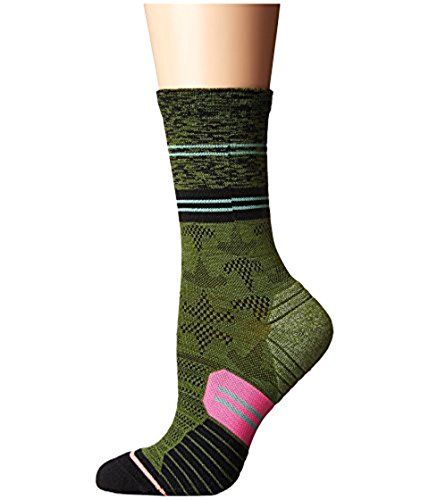 Stance Elipse Crew - Olive, RRP 8 GBP