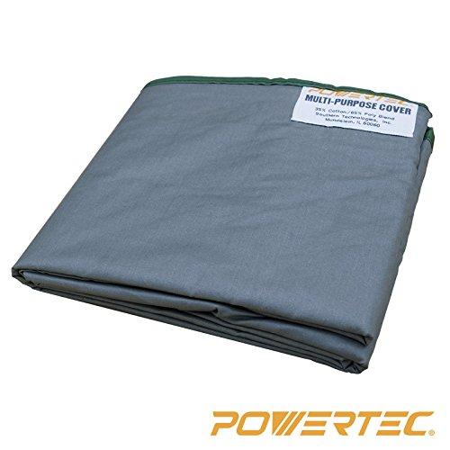 POWERTEC 16201 Multi-Purpose Utility Cover, 72 x 112
