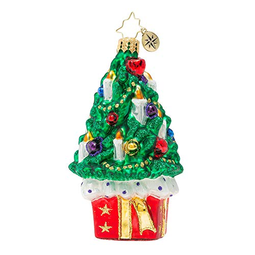Christopher Radko Hand-Crafted European Glass Christmas Ornaments, Christmas Tree Gift (For Ornaments Handcrafted Sale Christmas)