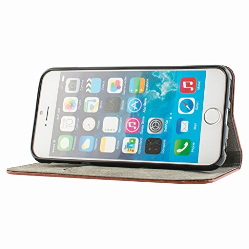 Apple iphone 5s Case cover, Apple iPhone 5s Brown Designer Style Wallet Case Cover