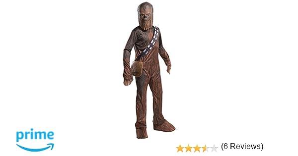 Rubies Disfraz de Chewbacca, de la película oficial de Star Wars, para niños