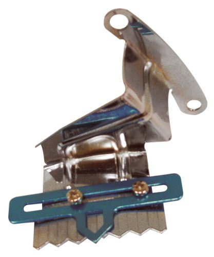 Chevy Small Block 283-305-327-350-400 Timing Tab w/ Adjustable Pointer - Chrome HZ-9179