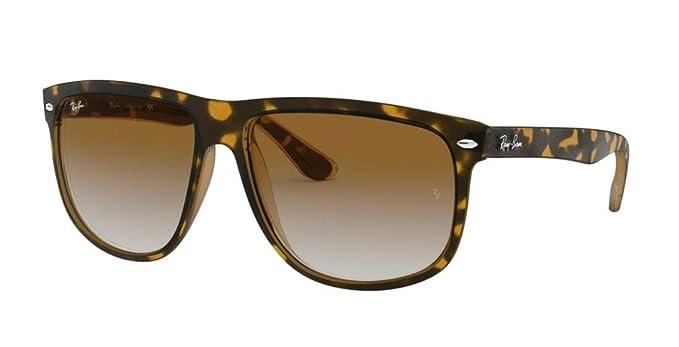 dc04c75f9ba Ray-Ban Highstreet RB 4147 Light Havana Frame Brown Gradient Rb 4147 710 51  60mm  Amazon.co.uk  Clothing