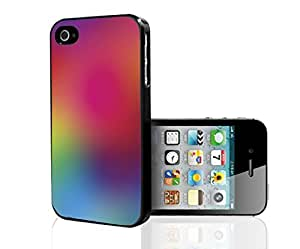 Colorful Blurred Hard Snap on Phone Case (iPhone 4/4s) by ruishername