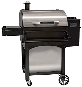 Smoke Hollow SH19261019 WG1000S Pellet Grill, Black made by  legendary Masterbuilt Manufacturing, LLC