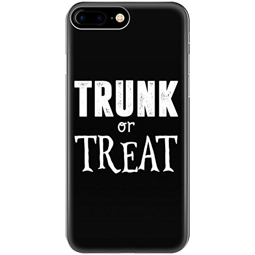 Trunk Or Treat Halloween - Phone Case Fits Iphone 6, 6s, 7, 8 ()