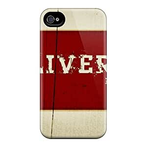 Anti-scratch And Shatterproof I Love Liverpool Phone Case For iPhone 5 5s/ High Quality Tpu Case