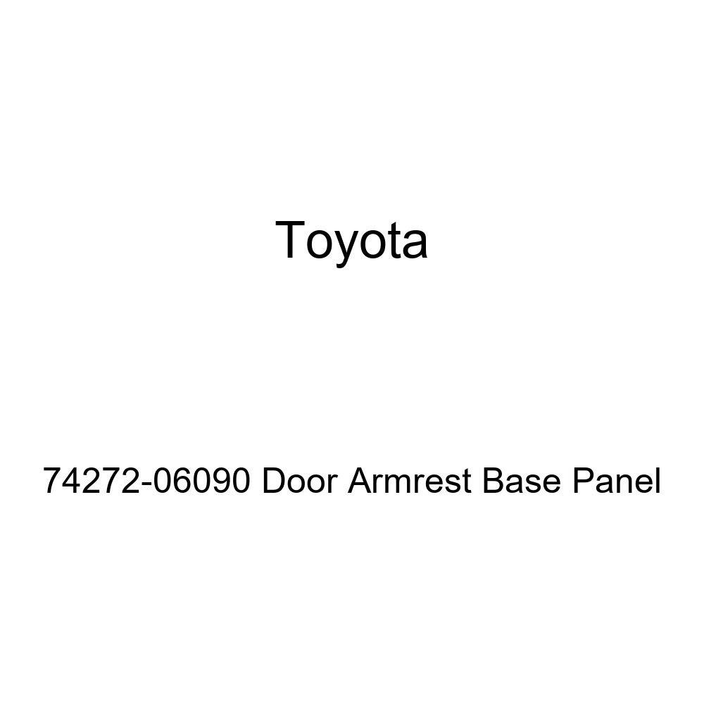 TOYOTA Genuine 74272-06090 Door Armrest Base Panel