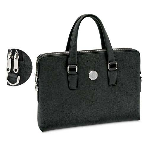 Baylor Ladies Leather Briefcase by CSI