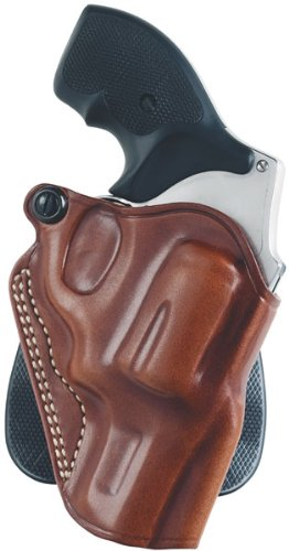 Galco Speed Paddle Holster for 1911 4-Inch, 4 1/4-Inch Colt, Kimber, Para, Springfield, Smith (Tan, (Galco Paddle Holsters)