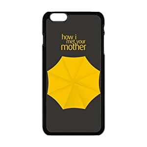 Customize TPU Gel Skin Case Cover for iphone 6+, iphone 6 plus Cover (5.5 inch), How I Met Your Mother