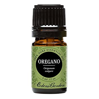 Oregano 100% Pure Therapeutic Grade Essential Oil by Edens Garden- 5 ml