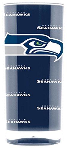 Seattle Seahawks House - NFL Seattle Seahawks 16oz Insulated Acrylic Square Tumbler