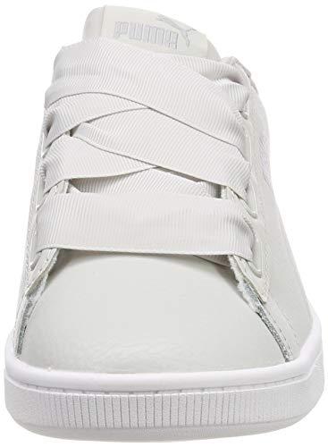 Blanco Silver Zapatillas Ribbon Vikky V2 Puma Para White puma puma Core Mujer xn0fPIqg