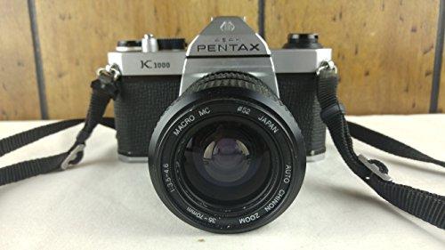 Review Pentax Asahi K1000 SLR