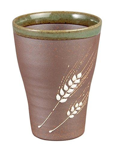 나가타니엔 맥주 컵 중(200ml) 보리 BC-65