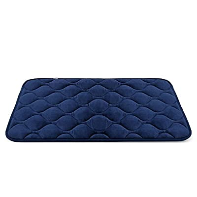 Sleeping Dog Bed Mat Soft Fleece Anti-slip Matress Totally Machine Washable Pad by HeroDog