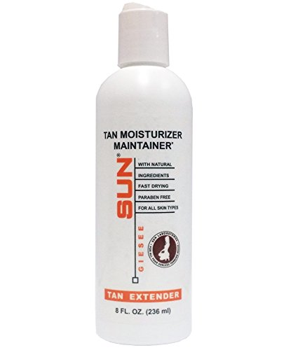 Tan Moisturizer Maintainer/Extender Lotion 8oz - Self Tanner