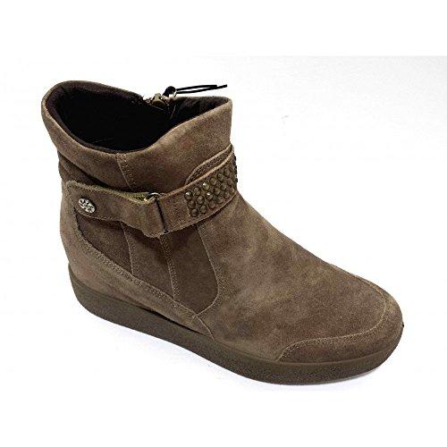 ENVAL SOFT , Damen Sneaker Beige Schlamm
