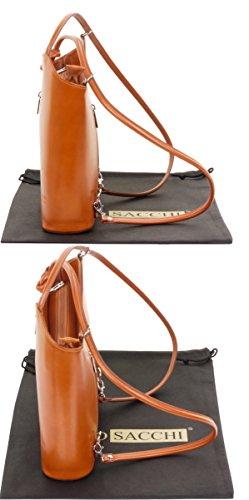 sac protecteur et de un main main italien à moyennes marque Grand nbsp;Comprend sac Tan ou de en bandoulière grandes sac fabriqué Sac rangement cuir à à la à dos nbsp;Versions YqHBF