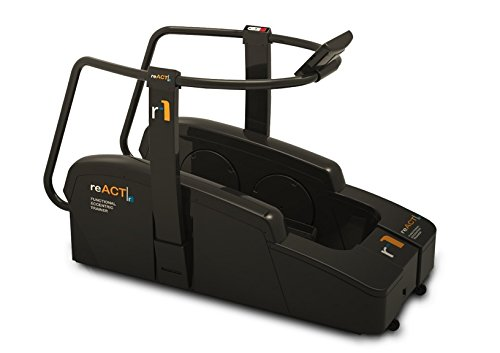 reACT Eccentric Lower Body Muscle Conditioning Fitness Machine by reACT