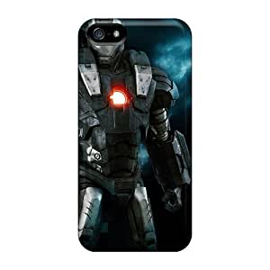 Premium Protection New Iron Man 2 Movie For SamSung Galaxy S6 Phone Case Cover - Retail Packaging
