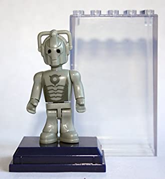 Cyberman Doctor Who Character Building micro-figure
