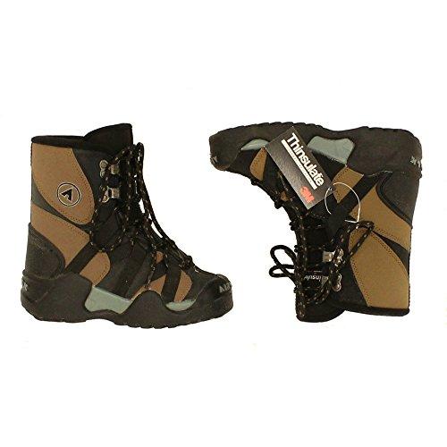 Airwalk New Womens Freeride Snowboard Boots Size 4 Thinsulate - (Airwalk Boot)