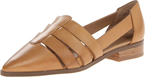 Chinese Laundry Women's Outcast Oxford, Natural Leather, 5.5 M US