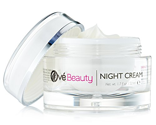 BEST NIGHT MOISTURIZING CREAM for Face, Neck & Eye Area | Firming Anti-Wrinkle Cream For Beautiful Radiant Skin