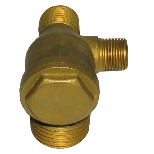 Powermate Vx 031-0094RP 90-Degree Right Check Valve
