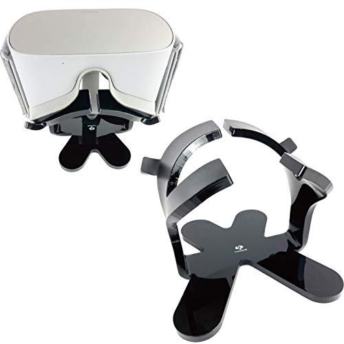 TreeCloud9 MindStand Go, VR Headset Stand Display Holder for Oculus Go Virtual Reality
