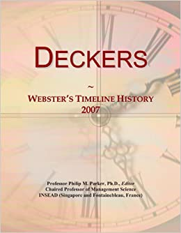402042b129cd21 Deckers  Webster s Timeline History