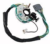 #7: Shee-Mar SM66F Turn Signal Switch - Hazard with Tilt