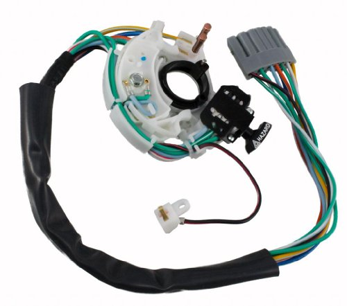 (Shee-Mar SM66F Turn Signal Switch - Hazard with Tilt)