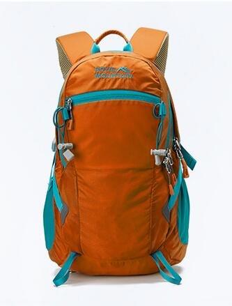 Bolsa de Montañismo multifuncional luz diario Hombres y Mujeres hombro equitación de viaje al aire libre mochila marea