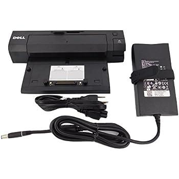 Dell PR02X E-Port E/Port Plus USB 2.0 Port Replicator - Docking Station with 130 Watt PA-4E Power Adapter
