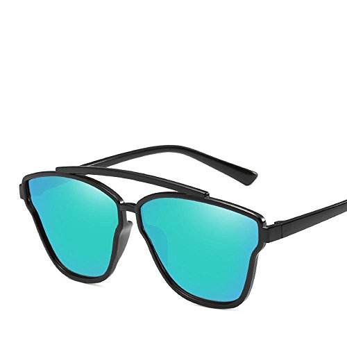 Aoligei Creux Fashion color Film hommes et femmes lunettes de soleil rétro c137msA