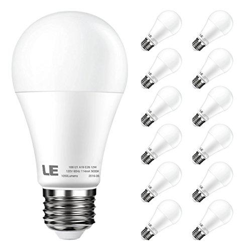 75w A19 Medium Base Bulb - 8