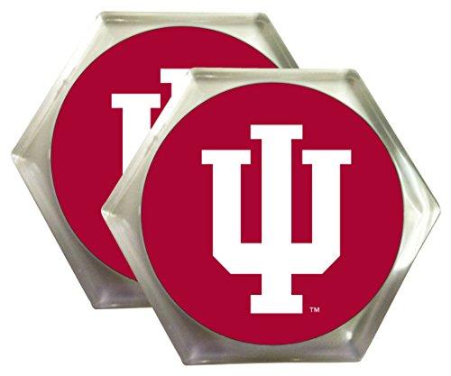 Indiana Hoosiers Plastic Beverage Coaster 2-Pack